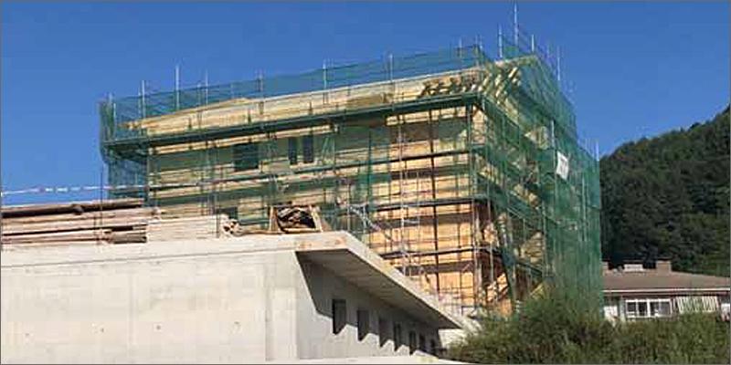 viviendas de protección oficial Euskal Herria Passivhaus