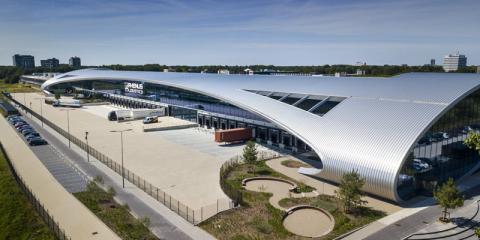 New Logic III, uno de los edificios industriales más sostenibles certificado por BREEAM como 'Excepcional'