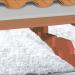 La nueva lana mineral insuflada de Ursa proporciona un gran aislamiento y es respetuosa con el medio ambiente
