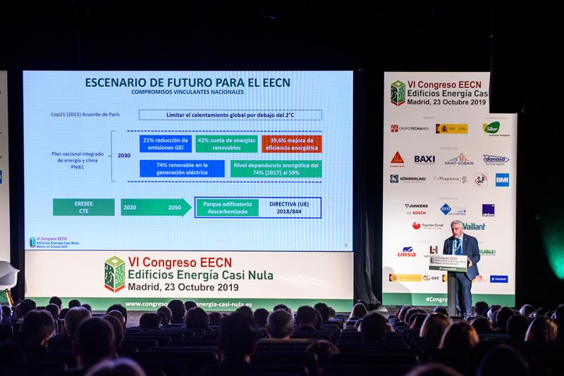 Conferencia Magistral VI Congreso Edificios Energía Casi Nula