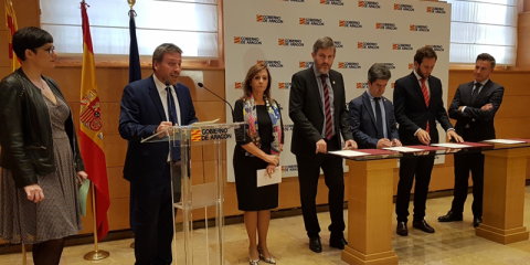 Más de 8 millones de euros para rehabilitar viviendas en Zaragoza, Huesca, Alcañiz y Monzón