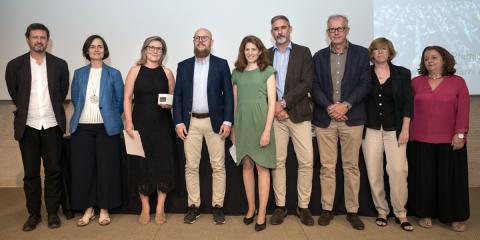 El Congreso Edificios Energía Casi Nula recibe el Premio COAM 2019 en la categoría 'Iniciativas ejemplares en relación con la Arquitectura'