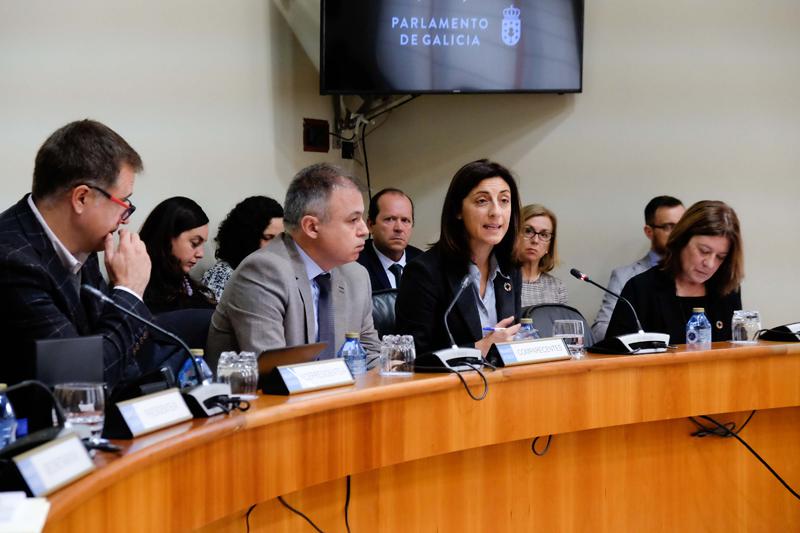 La conselleira de Medio Ambiente, Territorio y Vivienda, Ángeles Vázquez, presentaba el pasado 25 de octubre las inversiones del departamento en materia de vivienda y residuos.