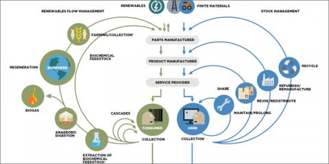Un informe revela el potencial de la economía circular en la edificación para abordar el cambio climático