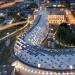 La nueva sede de Swatch en Suiza se alza en una estructura de madera sostenible y fachada con células fotovoltaicas
