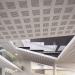 La nueva tecnología PladurAir se aplica a los techos mejorando la calidad del aire y el aislamiento acústico