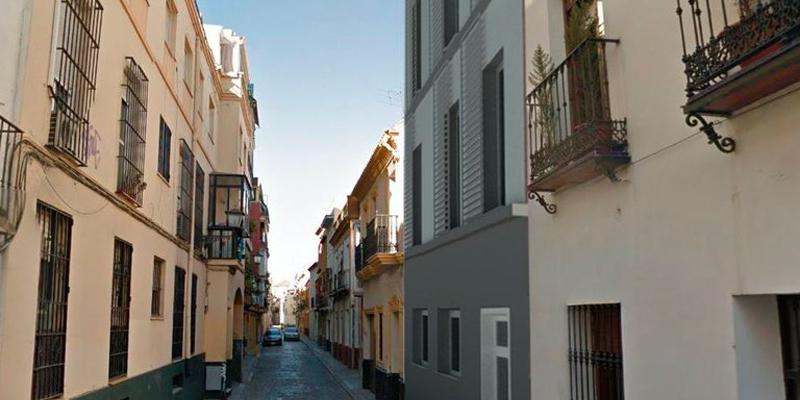 rehabilitación de viviendas en calle sol de sevilla