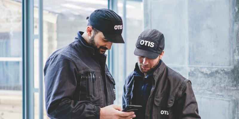 Otis da un salto en el ámbito de las TIC (tecnologías de la información) para ofrecer una mejora de sus servicios a través de la red.