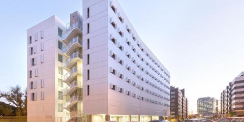 Sostenibilidad y ahorro energético en el edificio residencial de nueva construcción 'Adelfas 98' en Madrid