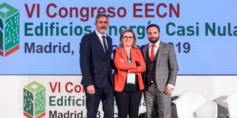 Conclusiones y Clausura VI Congreso Edificios Energía Casi Nula