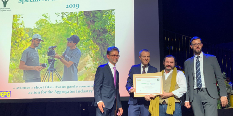 Hanson-HeidelbergCement Hispania, premiado por sus buenas prácticas de sostenibilidad medioambiental