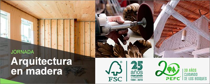 """Jornada """"Arquitectura en madera"""": Estudio Lamela & Estudio B720 Fermín Vázquez,"""