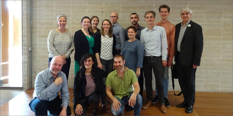 miembros del proyecto internacional Life for LCA LCC Level(s)