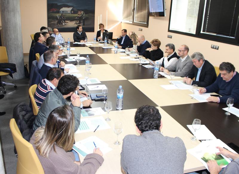 mesa de trabajo de la Estrategia de Arquitectura y Construcción Sostenible (EACS)