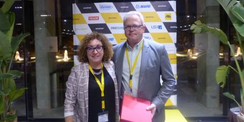 Andimac reconoce el compromiso de la compañía especializada en cerámica sostenible Schlüter-Systems