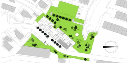 Análisis y evaluación del proyecto de un edificio EECN: caso de estudio