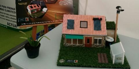 'Diseña tu casa+sostenible' Un concurso para implicar a los más jóvenes en los conceptos EECN y sostenibilidad