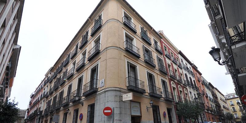 edificio madrid centro
