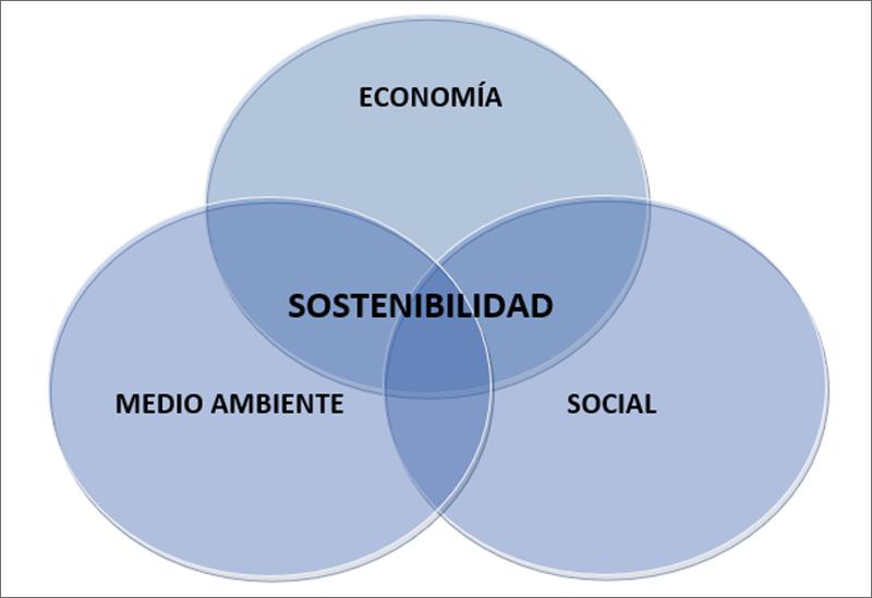 Figura 3. Modelo de sostenibilidad.