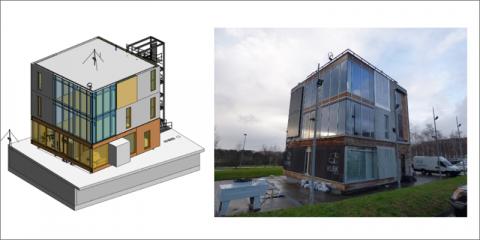 Digital Twin del edificio basado en BIM orientado a la eficiencia energética y mantenimiento predictivo del edificio
