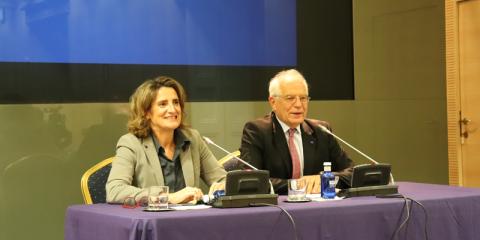 El Gobierno acoge la Cumbre del Clima en Madrid y muestra el compromiso de España ante el cambio climático