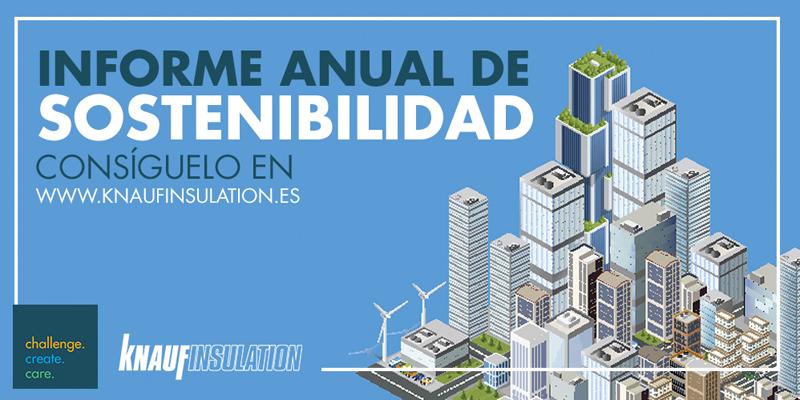 Informe anual sostenibilidad knauf insulation