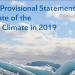 La Organización Meteorológica Mundial revela los datos del informe sobre el estado del clima y sus consecuencias