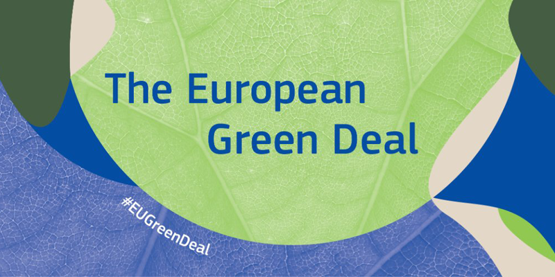 portada European Green Deal