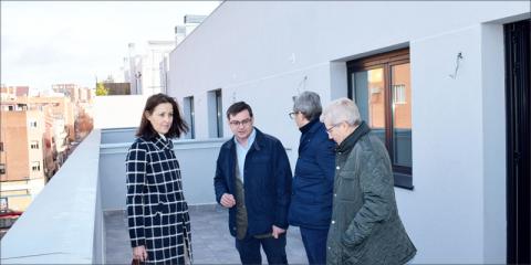 Alta eficiencia energética y confort acústico en la nueva promoción de viviendas del barrio madrileño de Vallecas
