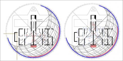 Estudio comparativo de la incidencia de un muro Trombe para la reducción de demanda de energía en rehabilitación energética