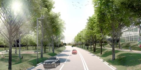 Fomento de edificios industriales sostenibles desde el planeamiento urbanístico: estrategia energética y ambiental