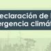 España declara la emergencia climática y ambiental con el compromiso de aplicar 30 medidas prioritarias