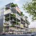 El nuevo centro de Ikea en Viena contará con jardines verticales en la fachada y una cubierta verde