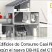 Nuevo curso de Edificios de Consumo Casi Nulo de A3e adaptado a la modificación del DB-HE del CTE