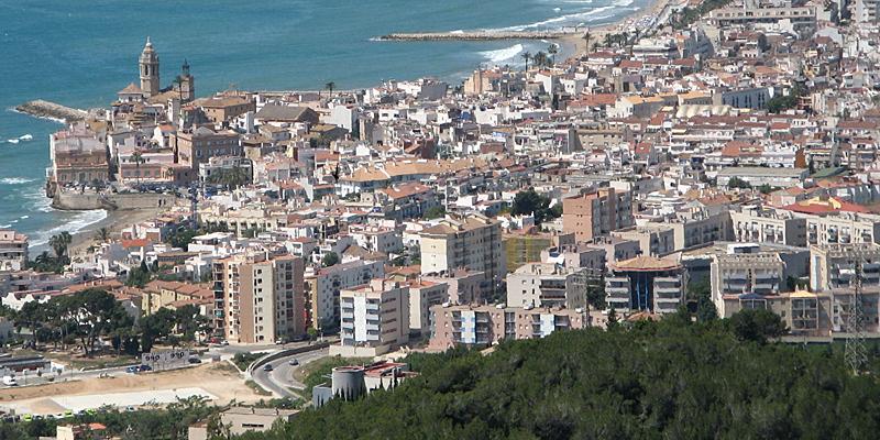 Municipio de Sitges.