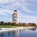 Ahorro energético y sostenibilidad en la torre Riverside Homes de Madrid con la instalación de ascensores Otis