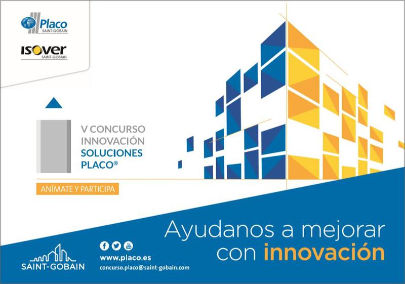 cartel V concurso innovación placo