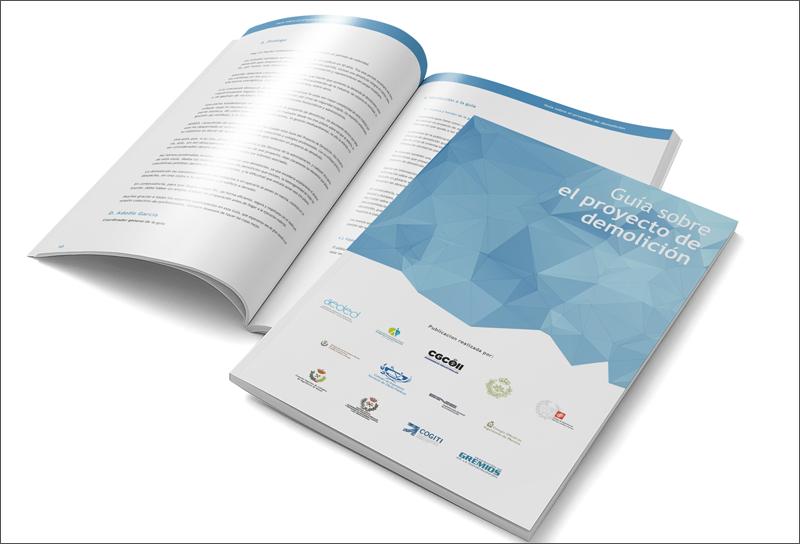 La AEDED publica una guía sobre el proyecto de demolición que incluye la gestión de residuos y recursos