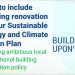 BPIE desglosa en un informe sinergias entre objetivos nacionales y locales para crear políticas de rehabilitación