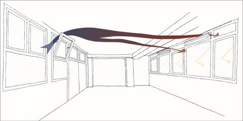 La importancia del correcto uso de las carpinterías en el confort térmico: El caso del edificio de la sede administrativa de la ULPGC