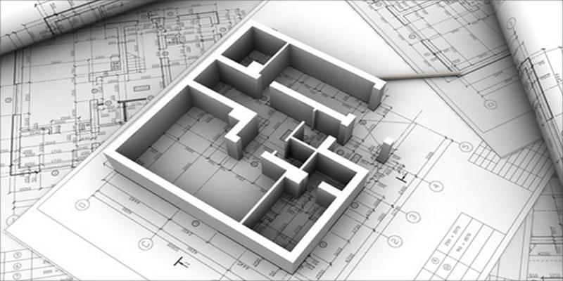 plano de construcción de viviendas