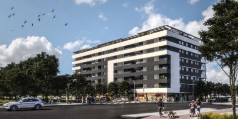 Edificio Zucchero: 67 viviendas Passivhaus en Madrid