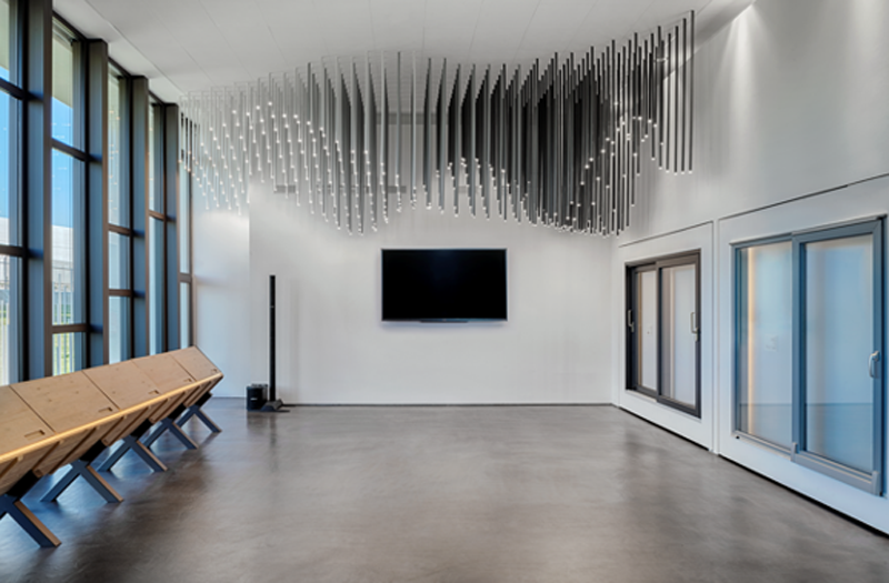 Interior Espacio Futura.