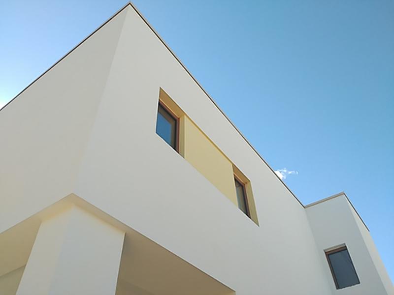 Figura 2. Casa Apolonia fachada norte.