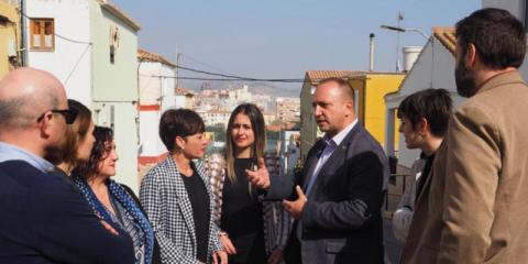 La Generalitat Valenciana pone en marcha las obras de los Planes de Intervención Integral Sostenible de varios municipios
