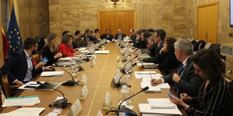 conferencias sectoriales de Medio Ambiente y de Energía.