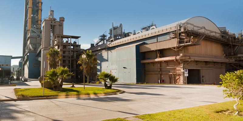fábrica de heidelbergcement en málaga