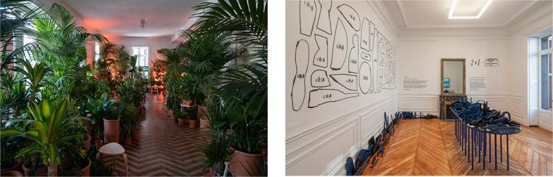 Parte de la exposición 'El hogar del mañana' de Ikea.