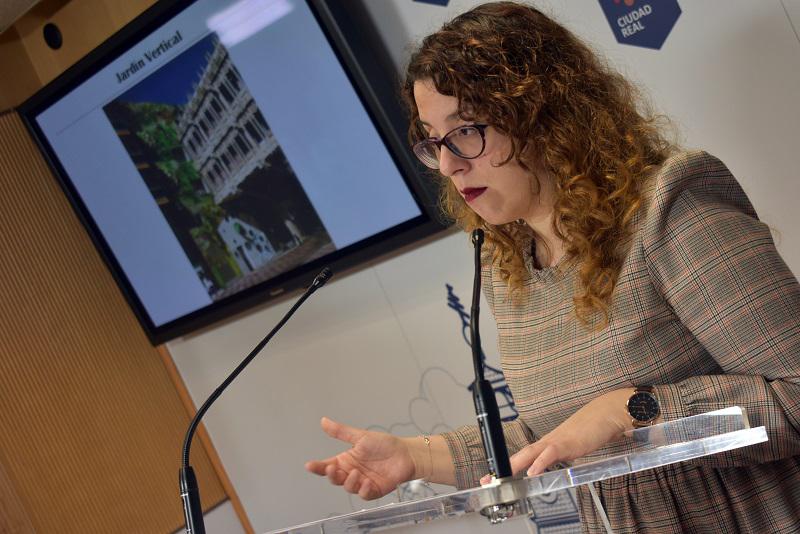 Sara Susana Martínez, Concejala de Participación Ciudadana y Administración Electrónica