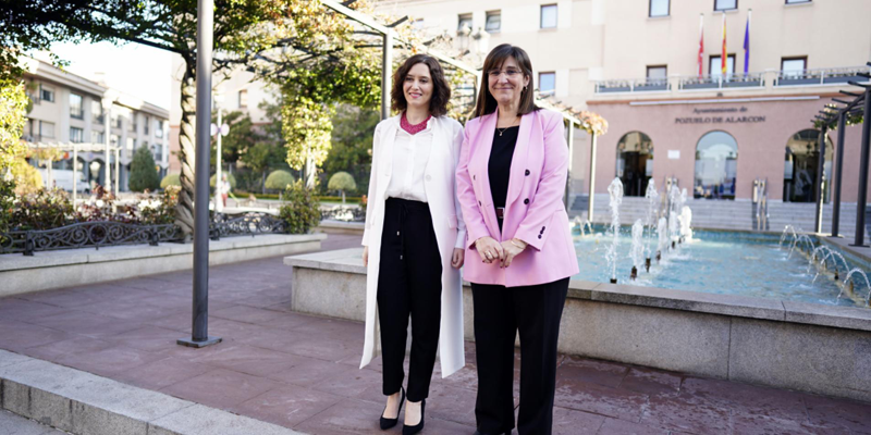 Isabel Díaz Ayuso preside el Consejo de Gobierno de la Comunidad de Madrid